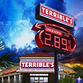 Electric Signs Las Vegas Rebel