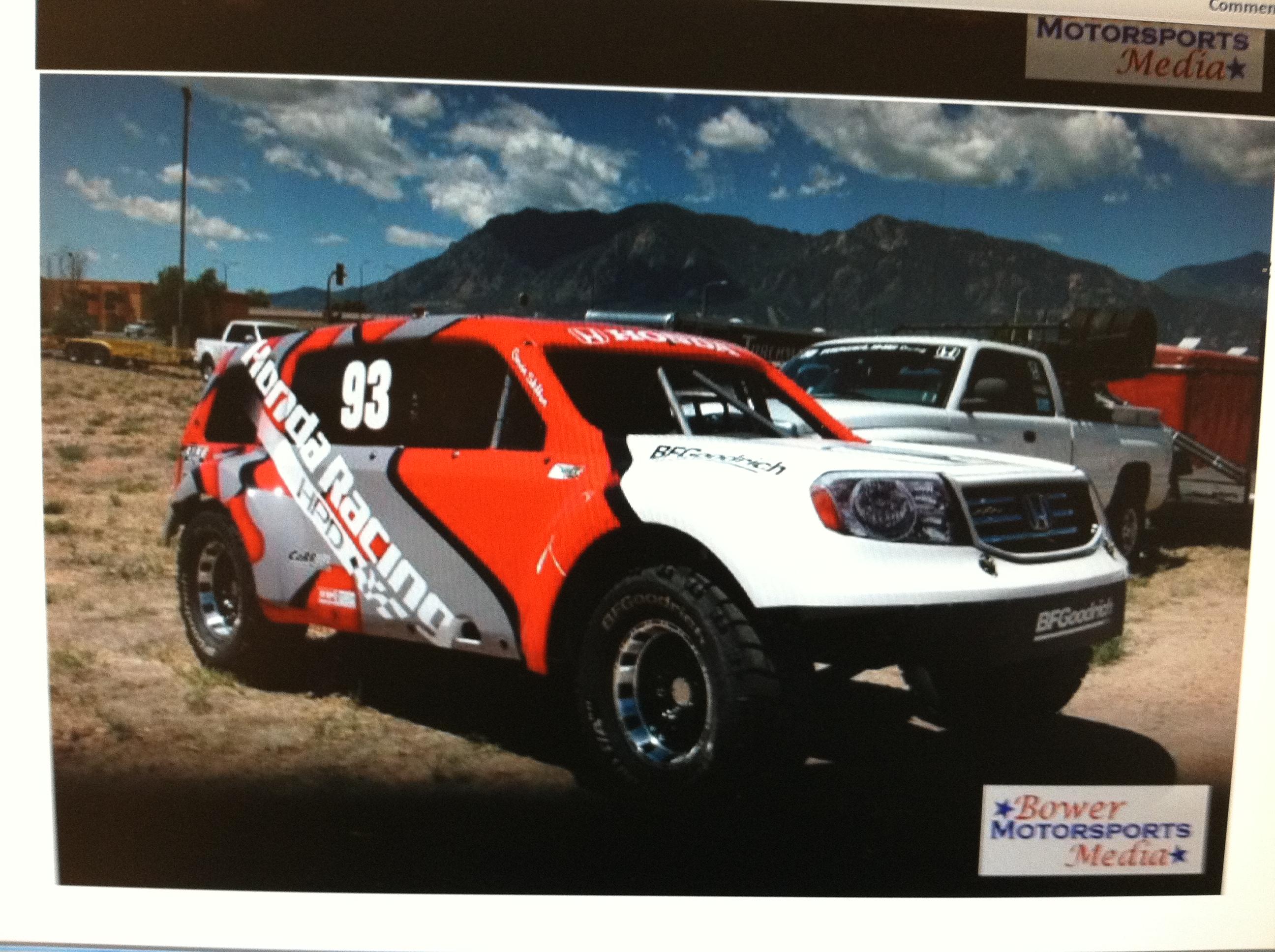 Race Graphics