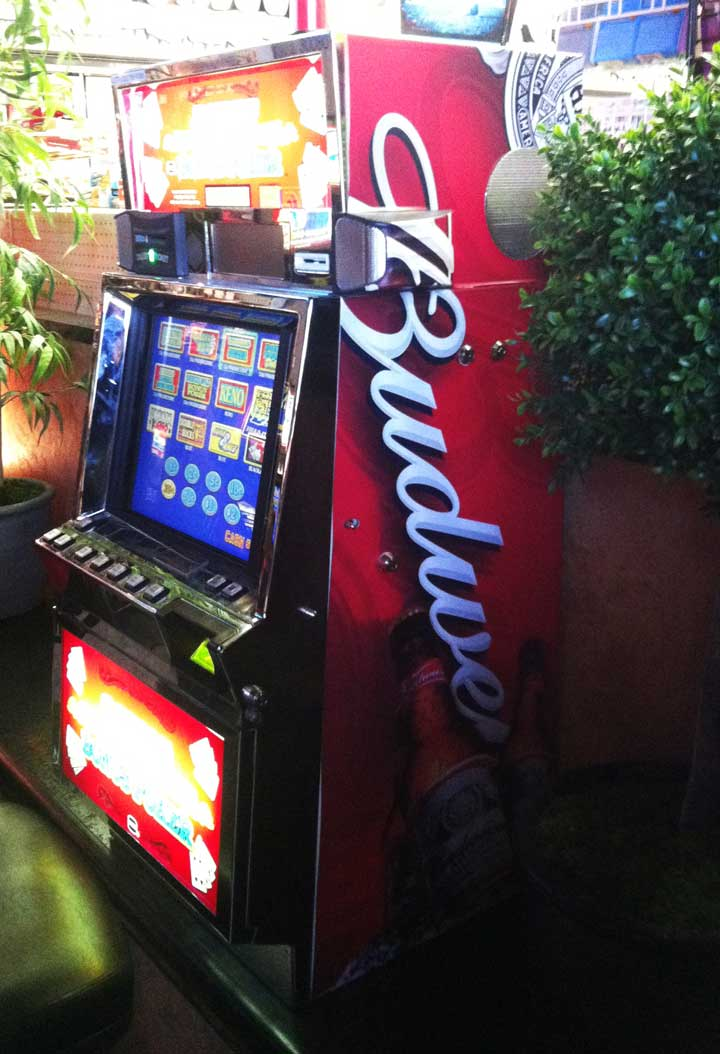 Slot Machine Wraps