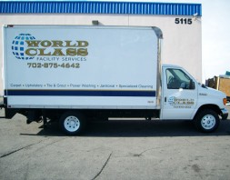 Las Vegas Box Truck Wraps