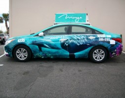 Las Vegas Vehicle Wraps